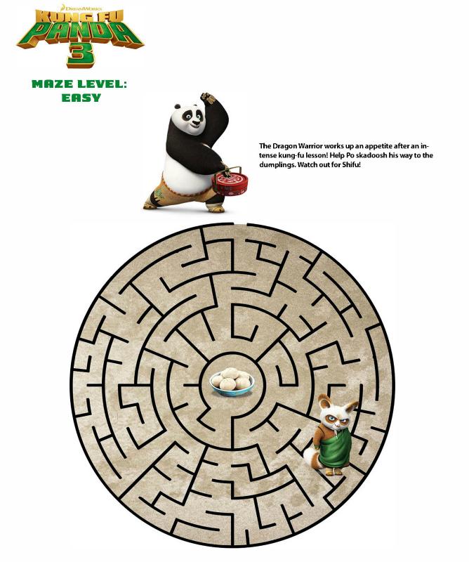 KungFuPanda3_Maze1