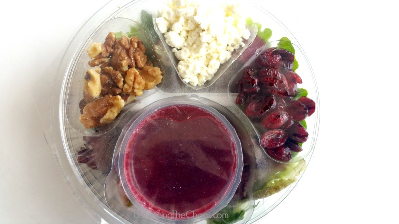 elevAte Salads at Costco convenience