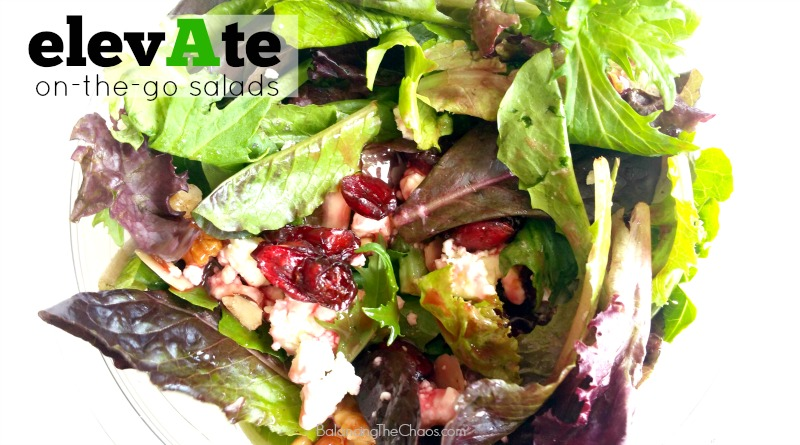 Make Lunch Convenient with elevĀte Salads at Costco