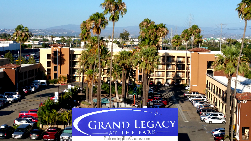 Grand Legacy At The Park Hotel