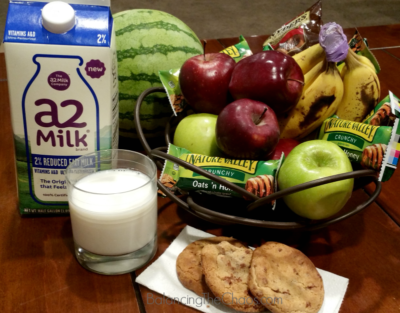 a2milk snacks