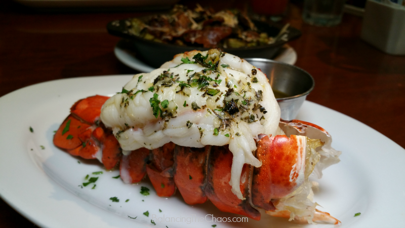 Brio Tuscan Grille Lobster Tail