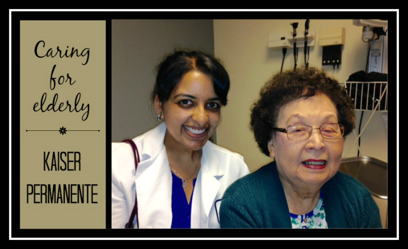 Caring for Elderly Kaiser Permanente