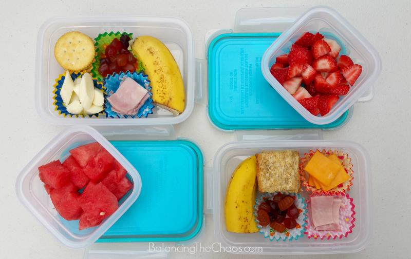 Snapwear Bento Lunch Kit