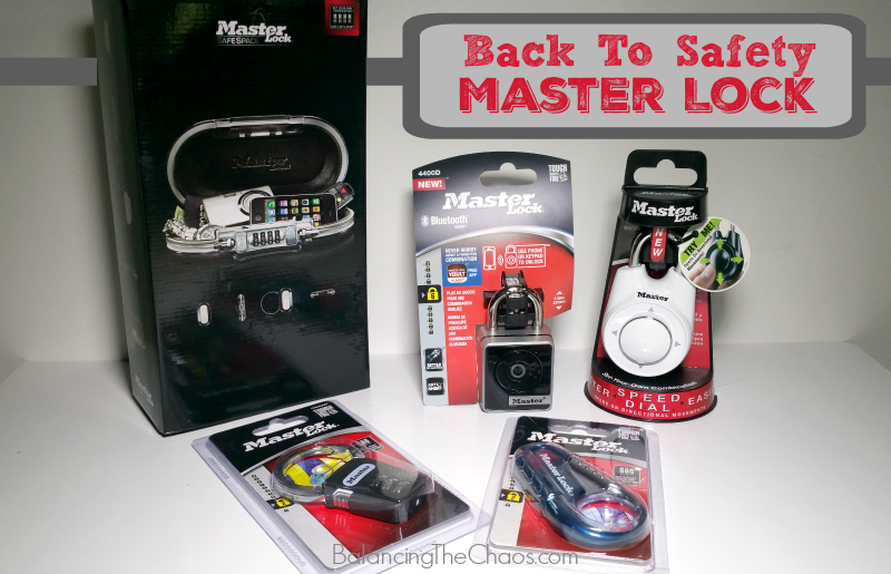 Back to Safety Master Lock