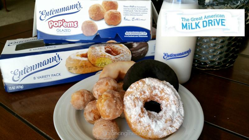 Entenmann's Great American Milk Drive