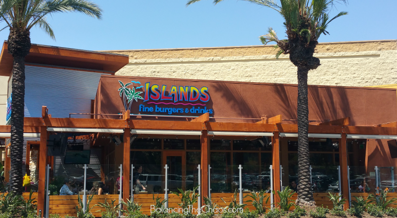 Islands Fine Burgers and Drinks Mission Viejo