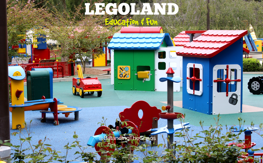 Legoland Education and Fun