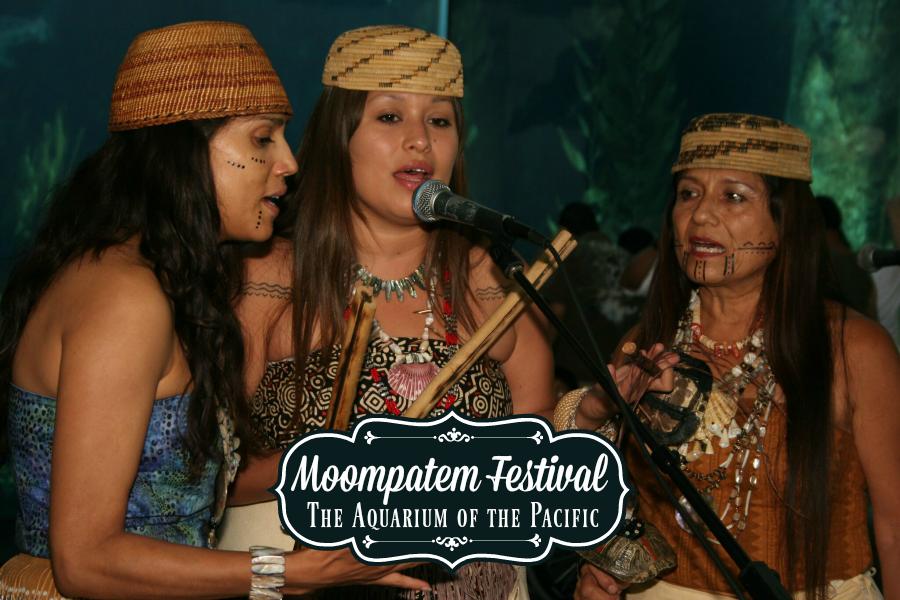 Moompetam Festival Aquarium of the Pacific