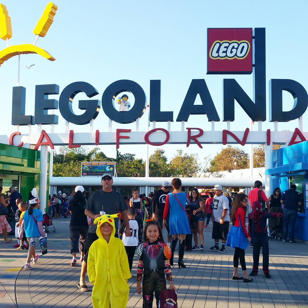 Legoland Brick or Treat Legoland Brick or Treat