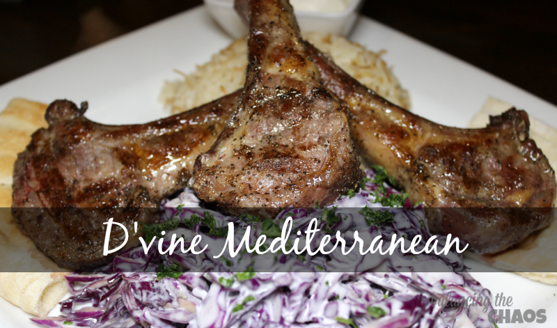 Authentic mediterranean flavors at d 39 vine in fullerton for Authentic mediterranean cuisine