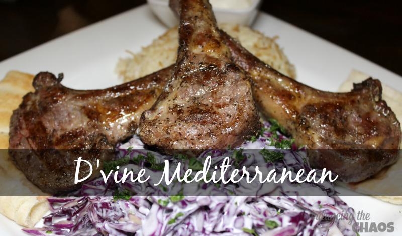 D'Vine Mediterranean Restaurant