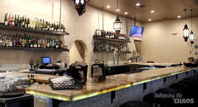 Dvine Mediterranean Restaurant