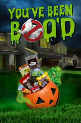 Ghostbusters Boo It Forward