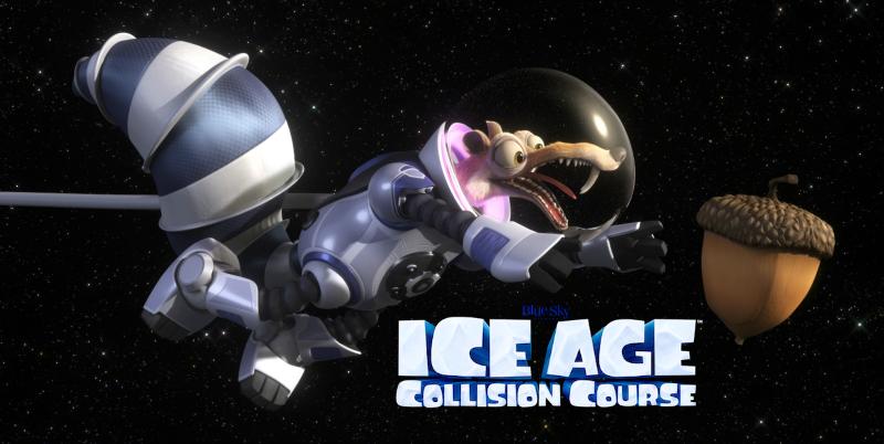 Ice Age Collision Course - Scrat