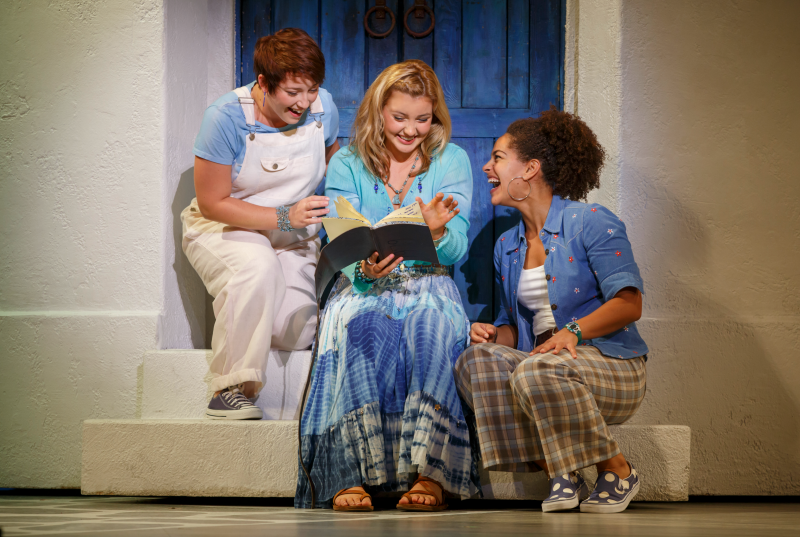 mamma mia north american tour