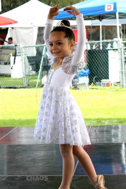 Ballerina Youth Sports Programs