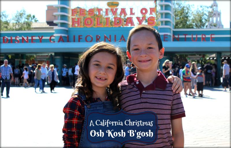 California Christmas Osh Kosh Bgosh BgoshBelieve