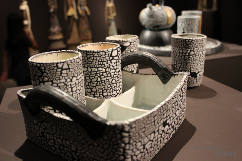 Ceramic Pieces at Muzeo