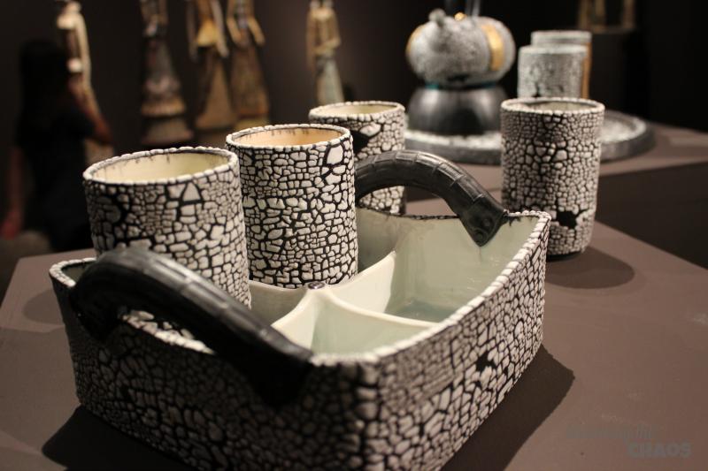 Ceramic Pieces at Muzeo