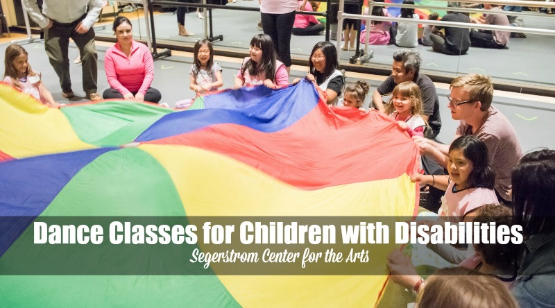 Free Dance Classes for Children with Disabilities