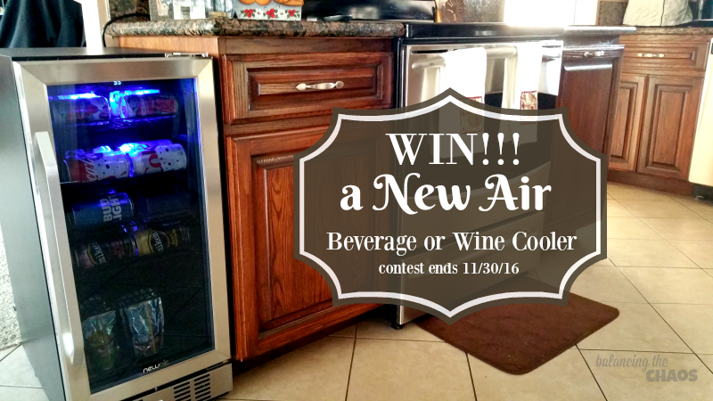 New Air 96 Can Beverage Cooler