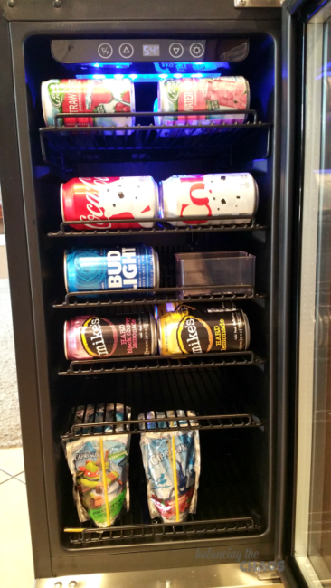This year, we decided to make it simple on everyone with the NewAir ABR-960, a 96 Can Beverage Cooler.