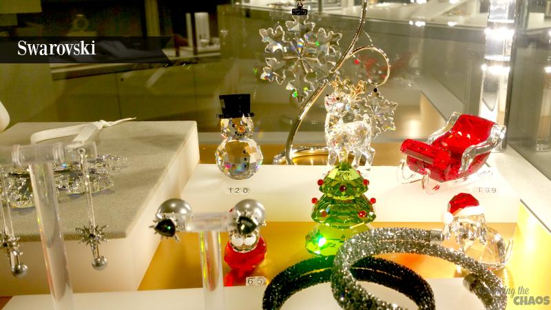 Swarovski Gift Guide Brea Mall