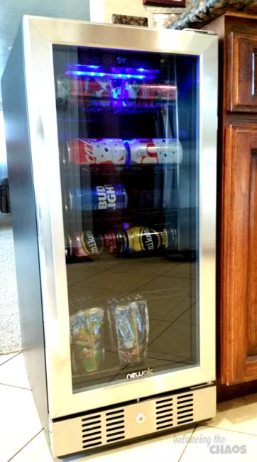 New Air Beverage Cooler 96