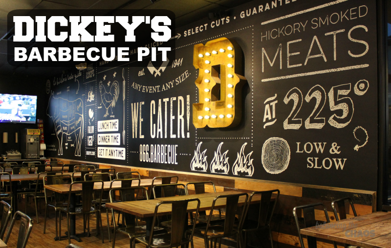 Dickeys Barbecue Pit Laguna Niguel