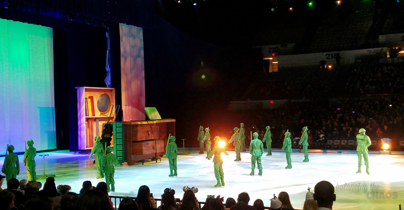 Disney on Ice Worlds of Enchantment Toy Story