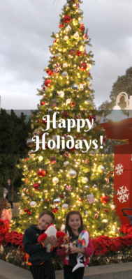Happy Holidays SeaWorld SeaWorld's Christmas Celebration