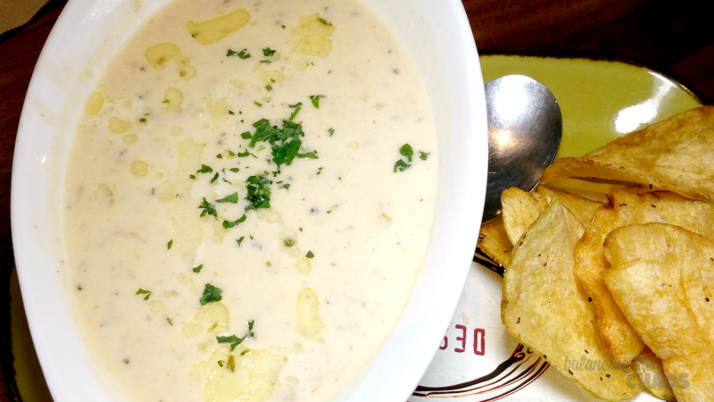 JFAT Clam Chowder