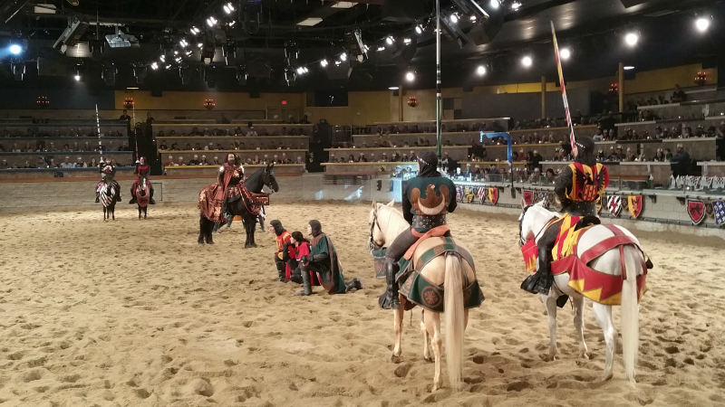 Medieval Times Tournament