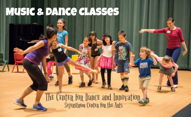 Music and Dance Classes Segerstrom Center for the Arts