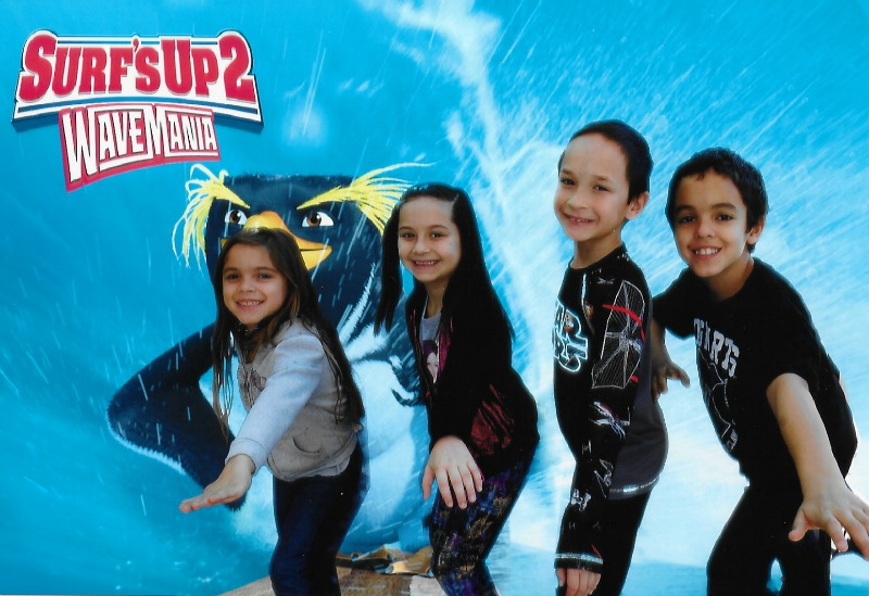 Surfs Up 2 Wave Mania Media Event
