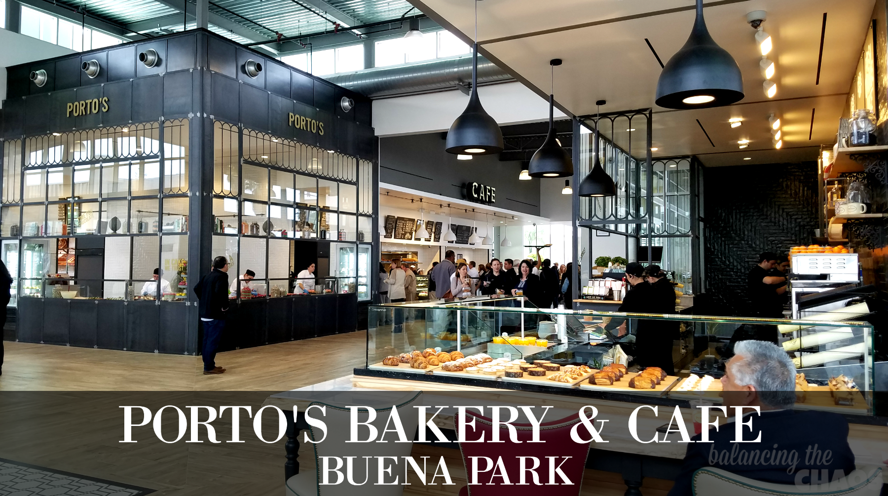 Porto's Bakery and Cafe Buena Park