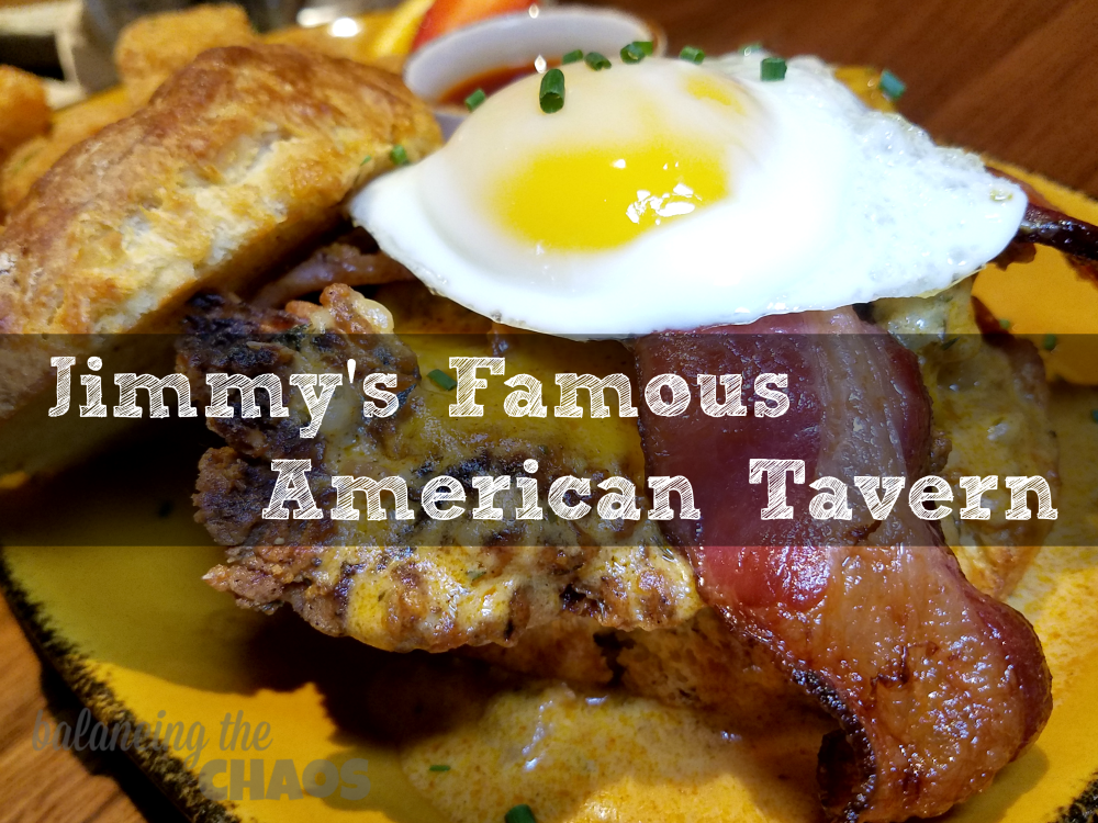 Brunch at Jimmy's Famous American Tavern