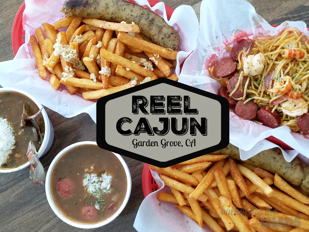 Reel Cajun Garden Grove