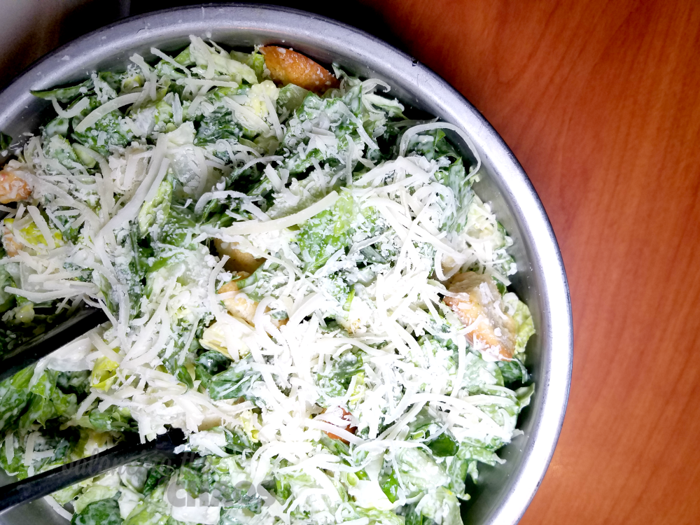 Stonefire Grill Caesar Salad