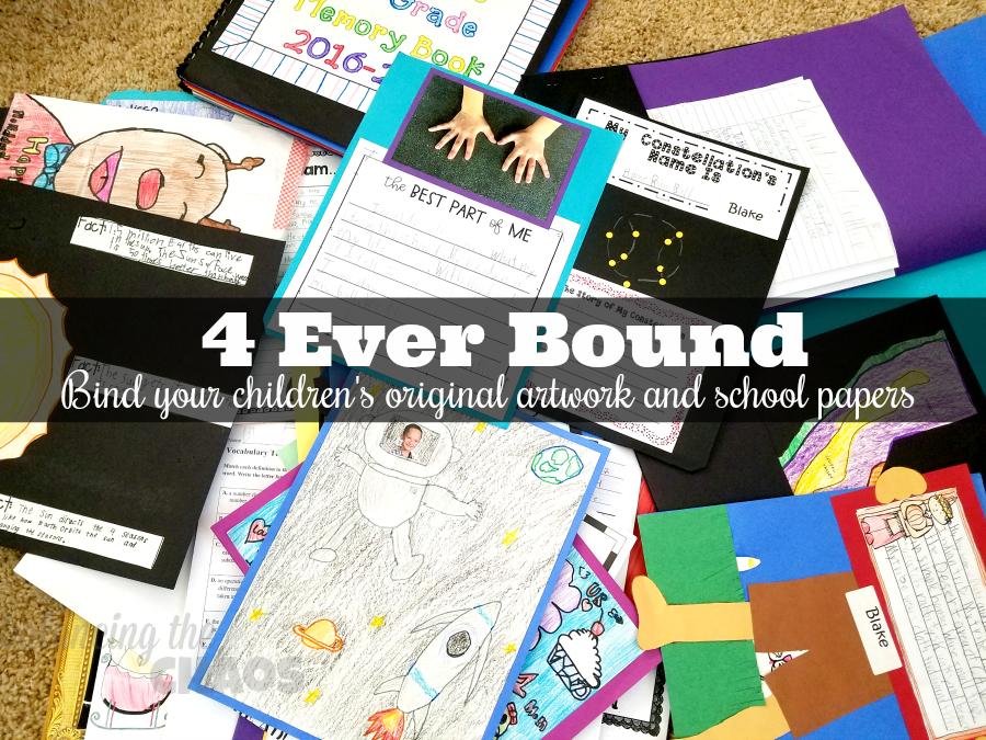 4 Everbound Childrens artwork