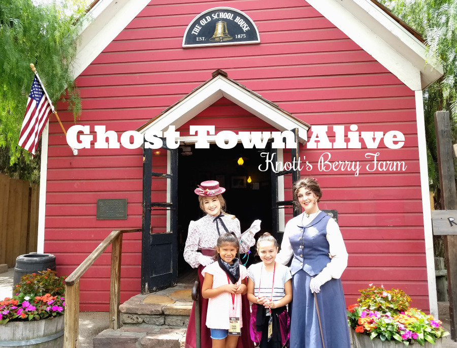 Ghost Town Alive Knotts Berry Farm