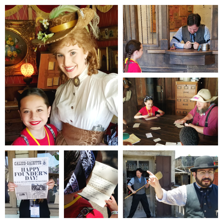 Interactive Experience Ghost Town Alive Knott's Berry Farm