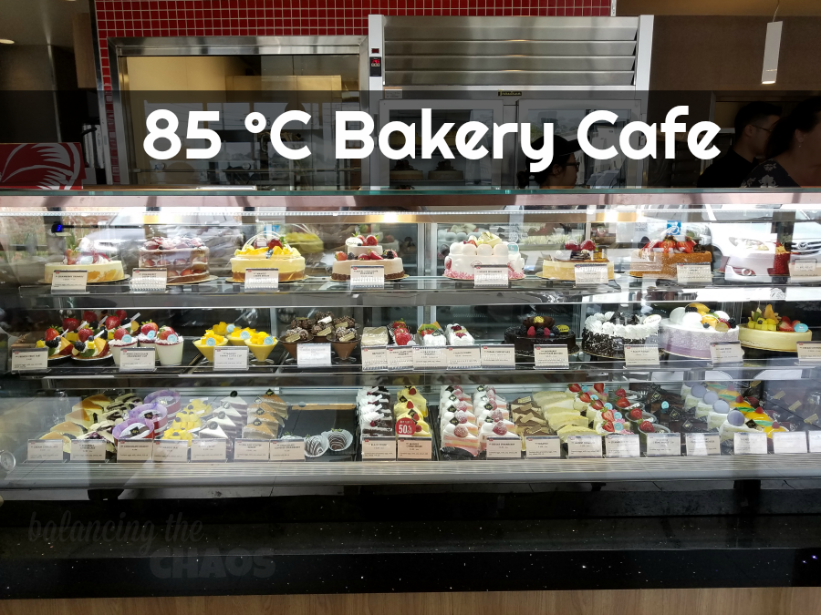 85 °C Bakery Cafe.