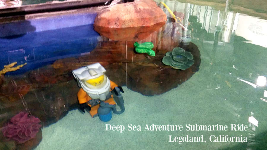 Deep Sea Adventure Submarine Ride