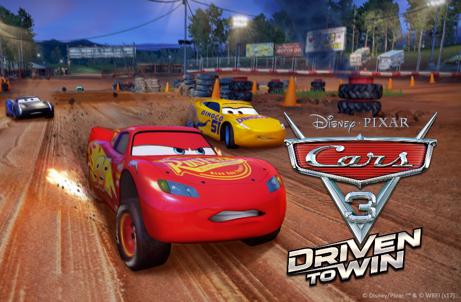 Disney Pixar Cars 3 Driven To Win Game
