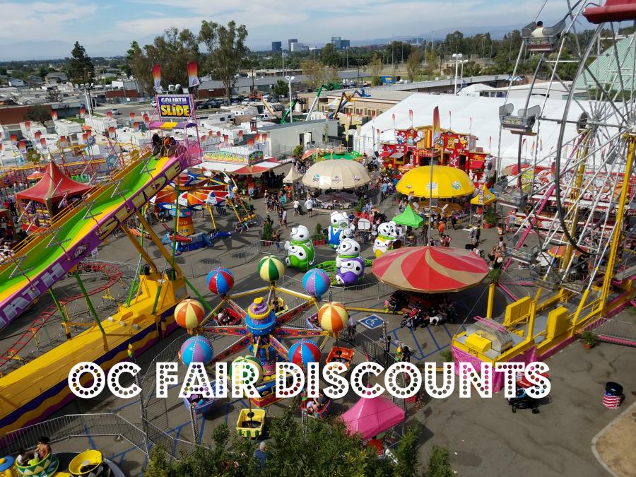 OC Fair Discounts