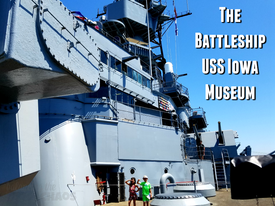 The Battleship USS Iowa Museum