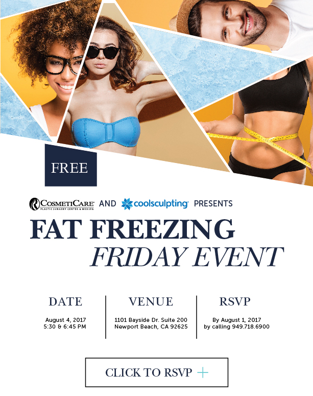 Fat Freezing Event at CosmetiCare