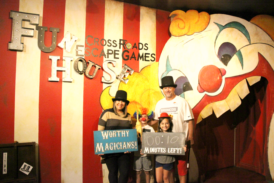 Cross Roads Escape Games Fun House